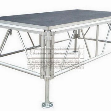 Wholesale portable steel truss wedding concert dome aluminum stage platform on sale