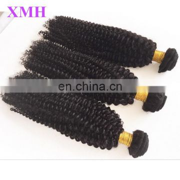 Top sale afro kinky human hair for braiding, kinky curly virgin hair extensions, afro kinky human hair