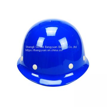 Construction Safety Helmet Safety Fiberglass Safety Helmet