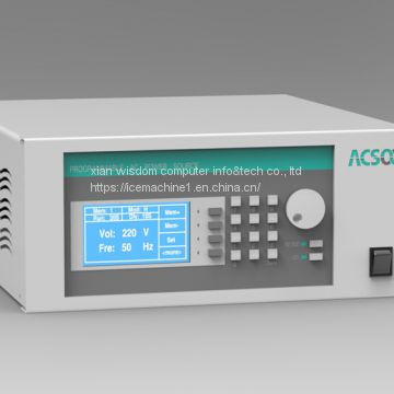 ACSW Series Programmable AC Power Source