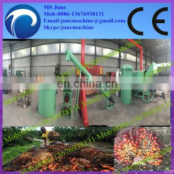 Factory supply palm oil processing plant
