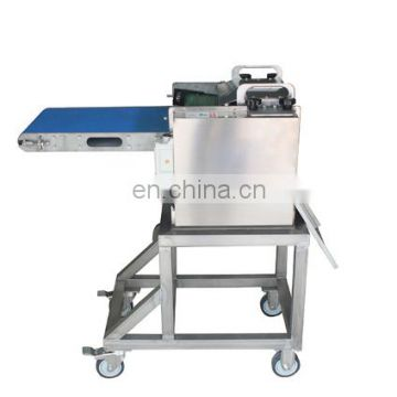 Lowest price high quality octopus ring cutting machine/squid circle making machine/sleeve fish cutting machine