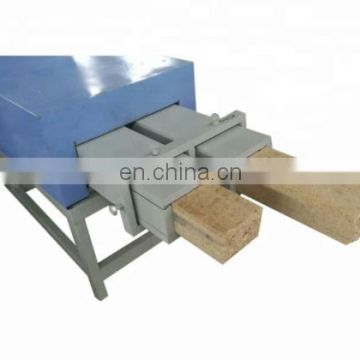Hot Popular High Quality Waste sawdust recycling wood feet block hot press machine/pallet feet making machine