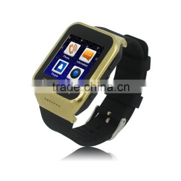 CE ROHS Smart watch phone with 5.0MP camera