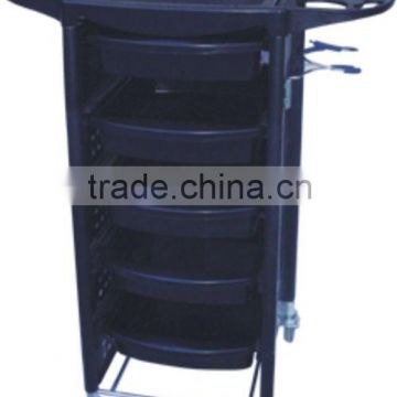 2015 hot sale 5 layers Mobile Hair Salon Trolleys