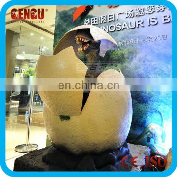 Amusement Park Attractive Dinosaur Egg Growing Pet