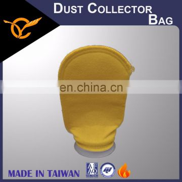 Various Coatiog Are Available Industry Dust Collector Filter Bag