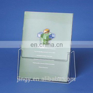 wholesale small perspex document holder brochure holder