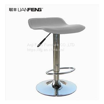 LIANFENG bar furniture bar chair with footrest