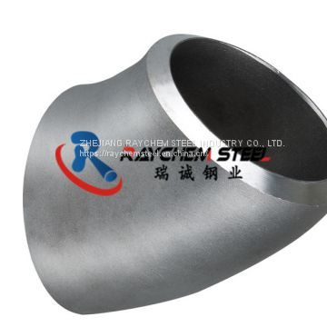 Stainless steel elbow 90°SR