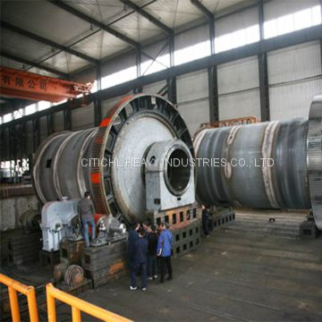 Gold Ore Mine Use Overflow Ball Mill Equipment