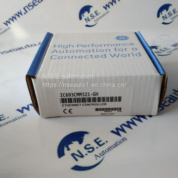 GE FANUC IS400AEBMH1AJD  NEW PLC DCS TSI SYSTME SPARE PARTS IN STOCK