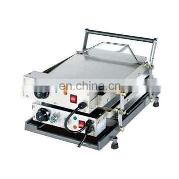 Commerical Bun toaster hamburger machine
