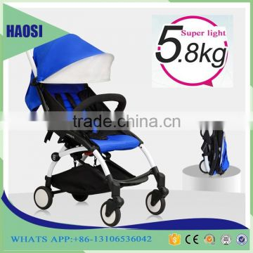The Multifunction China Baby Stroller Travel System Light Weight Monther Baby Stroller Bike For Sale