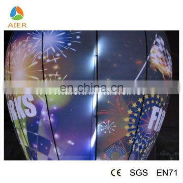 2015 New Product,Oxford Lighted Inflatable Balloon