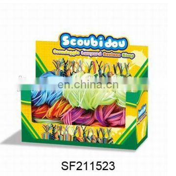 N+POPULAR ITEMS--COLORFUL ROPE.RAINBOW CIRCLE.GIRL PLAYING SET.SF211523