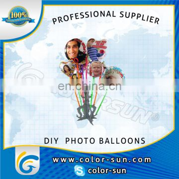 Hand Painted Balloon DIY Balloon