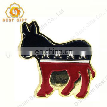 Factory Direct Sale High Quality Animal Shaped Pin Badge For Clothes