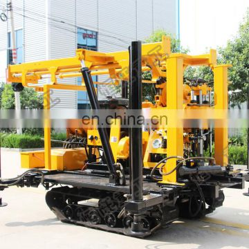farm irrigation mobile water well rotary drilling rig for sale