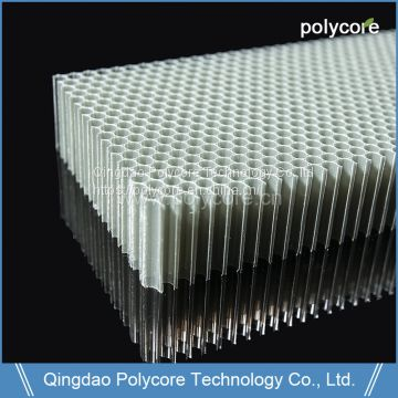 Grey Polycore PC Honeycomb PC3.5 Polycarbonate Sheet Hollow Sheet 0.5mm