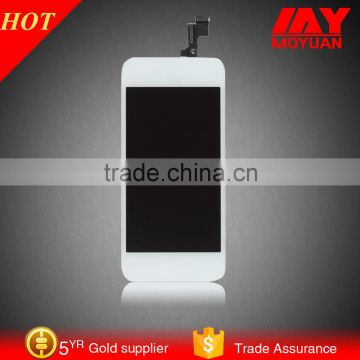 mobile phone repair parts lcd for apple iphone 5 galaxy lcd digitizer touch screen display