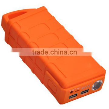 on promotion 14000mAh 12v lithium car starter battery 12v car jump starter battery with car charger