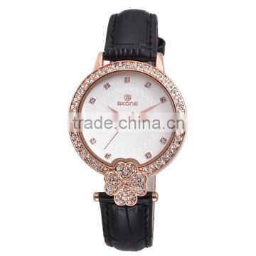 Weddings decoration 2016 ladies stone branded Chinese wholesale watches for girls