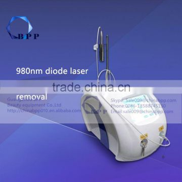 new product 30W diode laser 980nm vascular vein stopper spider vein / laser vascular removal machine / laser for face