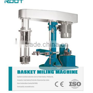 37kw 600L basket mill for paint