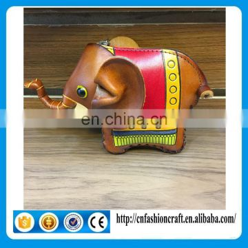 Elephant shape newfangled coin purse for girl different color