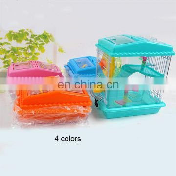 luxury plastic hamster cage animals transparent clear view larger plastic house acrylic cheap cage for hamster