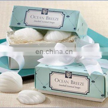 Wedding Souvenir Seashell Scented Soaps