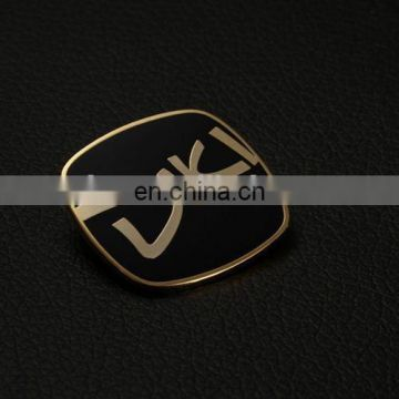 PROMOTIONAL HIGH END CUSTOM MADE PIN FASHION BADGE