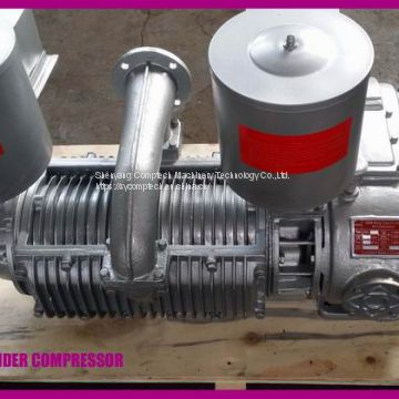 12cbm stationary type one cylinder cement trailer compressor cement tanker compressor bulker compressor
