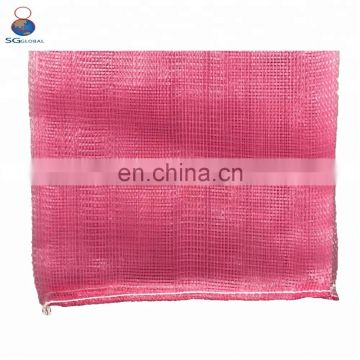 China factory supply plastic net bags for firewood
