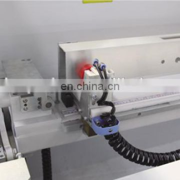 China high speed aluminum window door drilling and milling machine price list