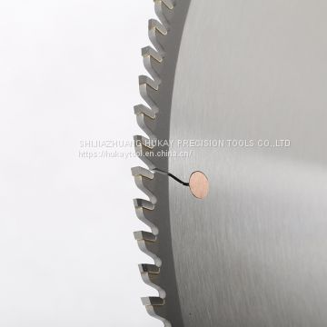 TCT circular saw blade for woodworking