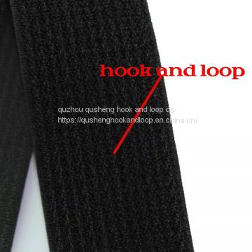 Hook and Loop on The Same Side