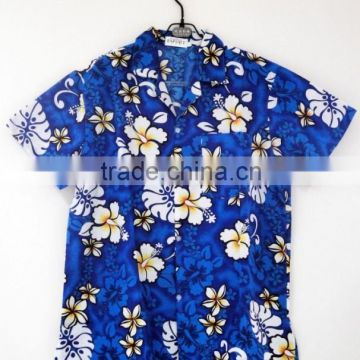 Custom printed floral men hawaiian shirt                                                                                         Most Popular                                                     Supplier's Choice