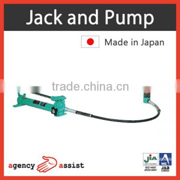 High-performance and Durable electric hydraulic pump jack and pump combinations for industrial use