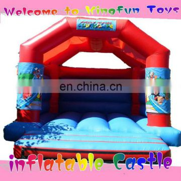 2014 zoo inflatable bouncy castle