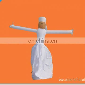 Inflatable Bride Air Dancer for Sale