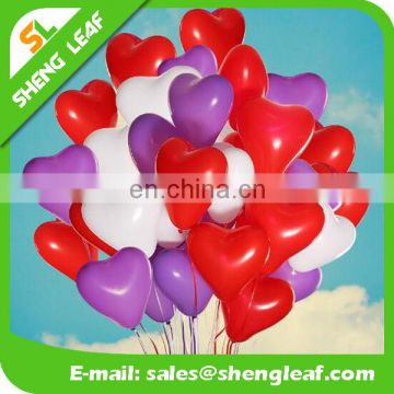 wholesale Printing latex balloon hot selling showing love latex balloon