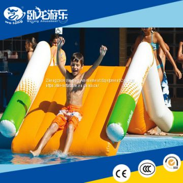 Giant Inflatable Water park games for adults,Water park equipment,aqua park/used water park slides for sale