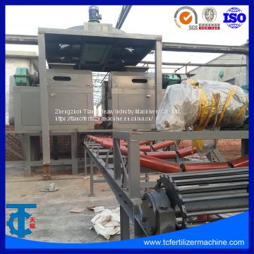 NPK Fertilizer Pelleting Machine Rotary Drum Granulator Production Line