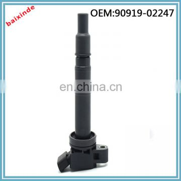 BAIXINDE well made ignition coil AMRY UF495 90919-02247
