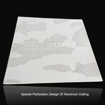Art Perforated Aluminum Ceiling for Shopping Mall