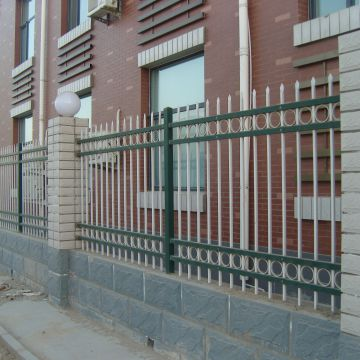 Tall Wire Fence 3 Folds Prefabricated Wire Mesh Fence