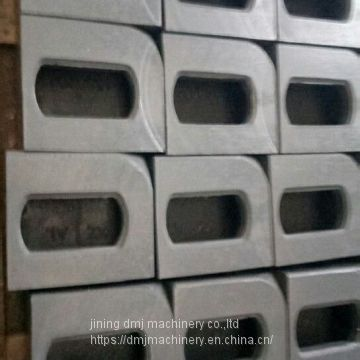 Real Factory of Container Casting iso 1161 Corner Mould Parts C25 Corner Parts