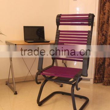 New design fabric executive office chair with metal frame